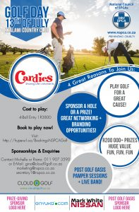 Flyer - NSPCA Golf Day_13Jun
