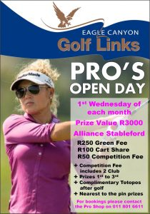 Pro's Open Day